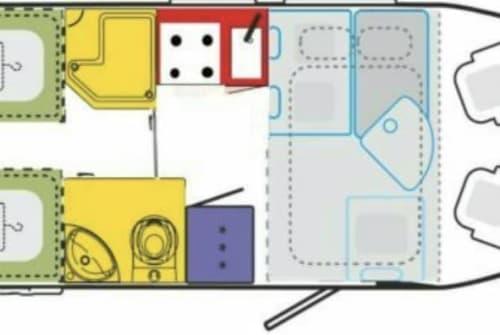 Wohnmobil mieten in Aichtal von privat | Orangecamp  Athene