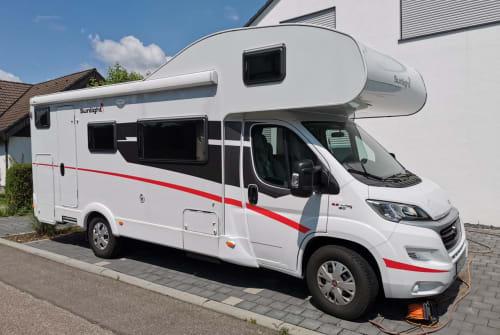 Wohnmobil mieten in Hochdorf von privat | Sunlight Leopold