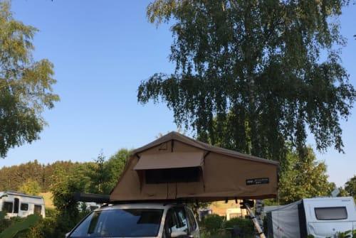 Wohnmobil mieten in Erzhausen von privat | VW Caddy Cool