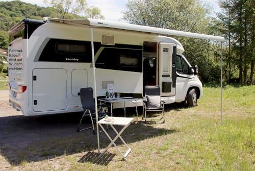 Wohnmobil mieten in Bad Neuenahr-Ahrweiler von privat | Hobby Foxi