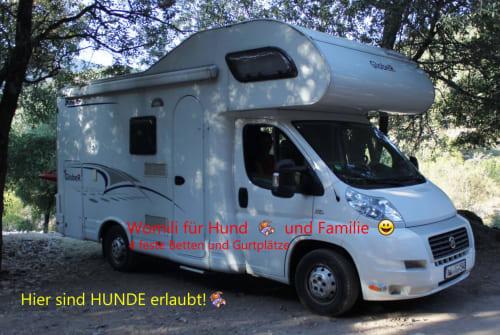 Wohnmobil mieten in Kornwestheim von privat | Dethleffs WOMILI
