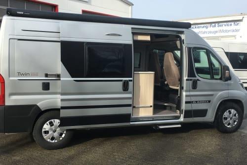 Wohnmobil mieten in Grefrath von privat   Adria Adria 600 SP