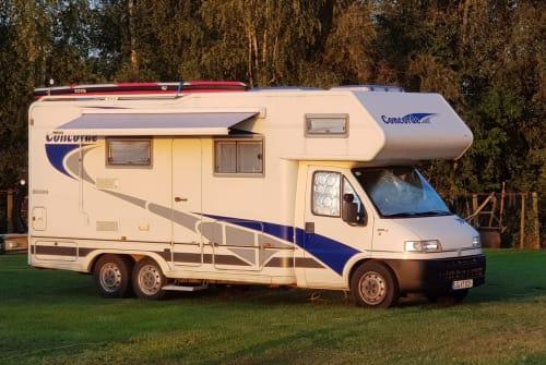 Wohnmobil mieten in Barendorf von privat   Concorde FREEDOM 4,5 t