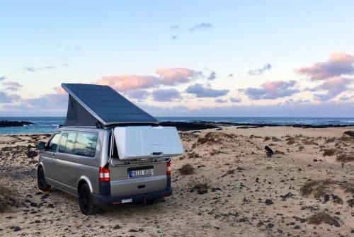 Wohnmobil mieten in La Oliva von privat | Volkswagen T5 #Vanlife
