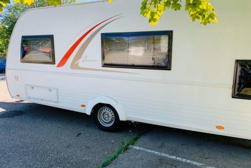 Wohnmobil mieten in Augsburg von privat | Bürstner Bürsti