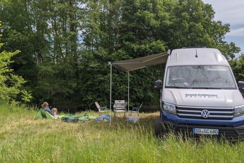 Wohnmobil mieten in Dresden von privat | VW HotelCalifornia