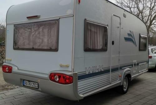 Wohnmobil mieten in Burghausen von privat   Knaus Wilk