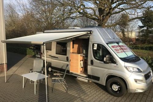 Wohnmobil mieten in Gronau von privat | Weinsberg CaraTour 600 DQ