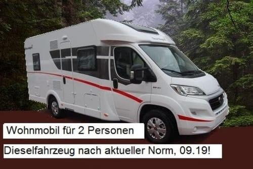 Wohnmobil mieten in Kornwestheim von privat | Sunlight Wolke7