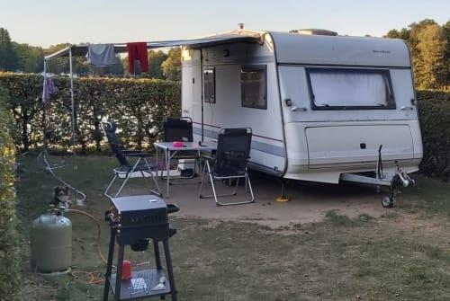 Wohnmobil mieten in Niederdorfelden von privat | Bürstner Bürsti
