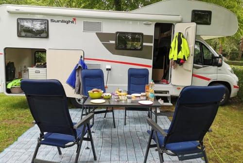 Wohnmobil mieten in Pilsach von privat | Sunlight  Sunny*NEU*