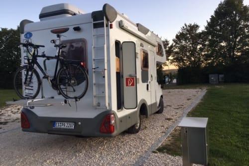 Wohnmobil mieten in Neuhausen auf den Fildern von privat | Knaus Elvis