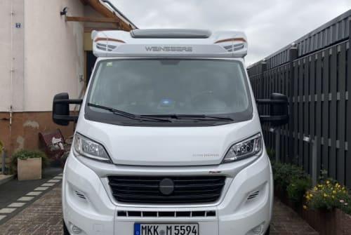 Wohnmobil mieten in Birstein von privat | Weinsberg (Fiat) Sofie