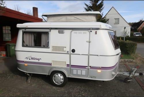 Wohnmobil mieten in Flensburg von privat | Eriba Touring Kalli