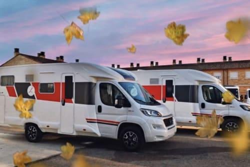 Wohnmobil mieten in Haßfurt von privat | La Marca La Marca 74