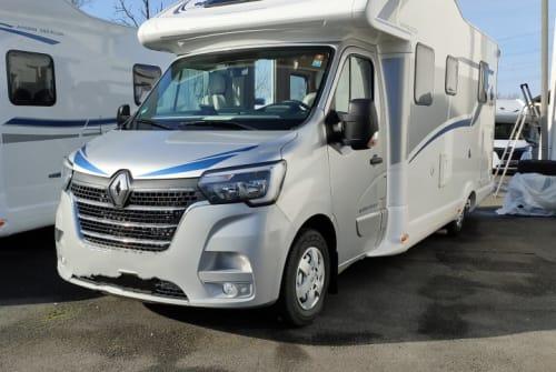 Wohnmobil mieten in Mettingen von privat | Ahorn 690 T New Face