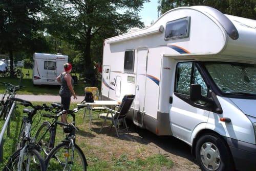 Wohnmobil mieten in Sassenberg von privat | XGO I-move  Bruno