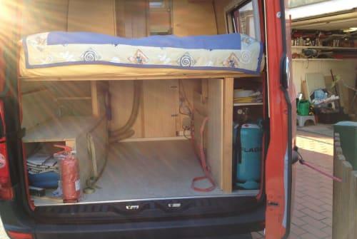 Wohnmobil mieten in Linz von privat   VW CAFTER Schröckis