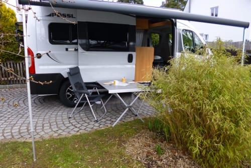 Wohnmobil mieten in Landsberg am Lech von privat | Pössl D-Line Micki