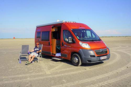 Wohnmobil mieten in Hartberg von privat | Pössl Pössl 2win