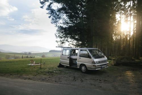 Wohnmobil mieten in Stuttgart von privat | Mitsubishi ElmarL300