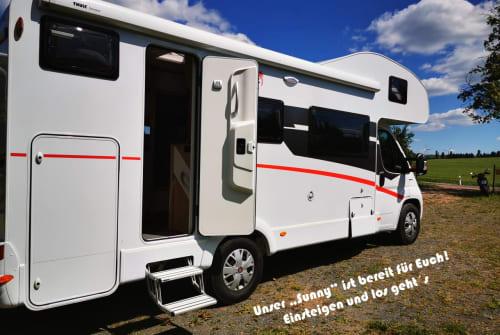 Wohnmobil mieten in Dippoldiswalde von privat   Sunlight  Sunlight A72