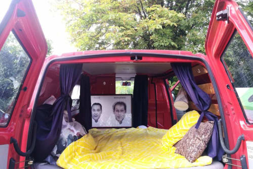 Wohnmobil mieten in Donaustadt von privat | Volkswagen BDUL Mobil