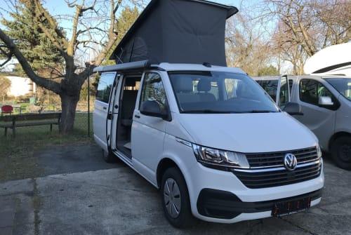 Wohnmobil mieten in Dresden von privat | VW T6.1 Calihotel 6.1