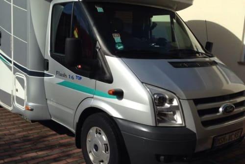 Wohnmobil mieten in Pulheim von privat | Chausson Rumtreiber