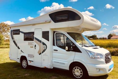 Wohnmobil mieten in Minden von privat | Chausson Chausson C514
