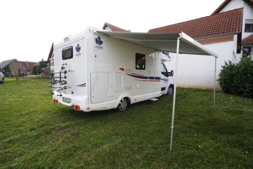 Wohnmobil mieten in Landau in der Pfalz von privat | Ahorn De Landauer