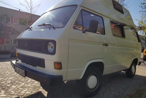 Wohnmobil mieten in Dresden von privat   VW Ferdinand