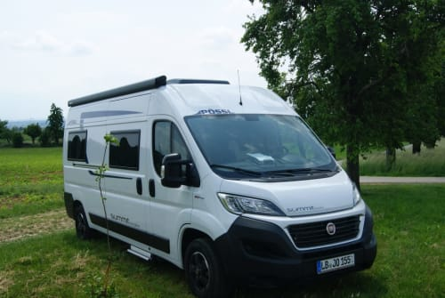 Wohnmobil mieten in Sachsenheim von privat   Pössl Summer Summit
