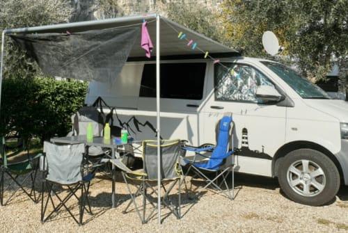 Wohnmobil mieten in Anröchte von privat   VW T5  Familiencamper
