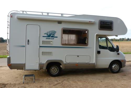 Wohnmobil mieten in Eindhoven von privat | Weinsberg Campertrotter