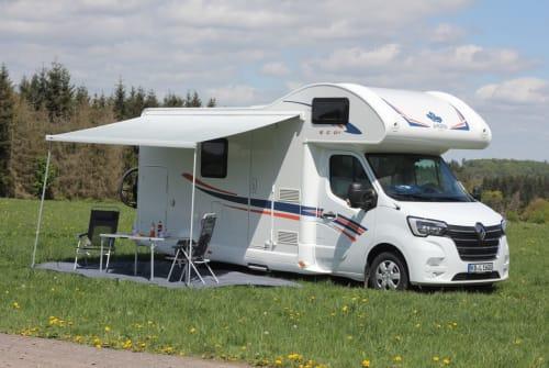 Wohnmobil mieten in Vöhl von privat | Ahorn Eco 683