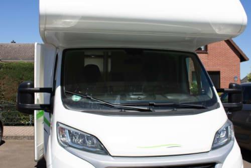 Wohnmobil mieten in Stolzenau von privat | Fiat Emma