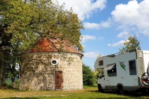 Wohnmobil mieten in Kirchzell von privat | Knaus WHATABEAR
