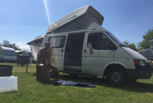 Wohnmobil mieten in Freiburg im Breisgau von privat | Ford Le Bussa