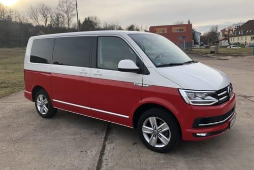 Wohnmobil mieten in Erfurt von privat   VW Schorschi