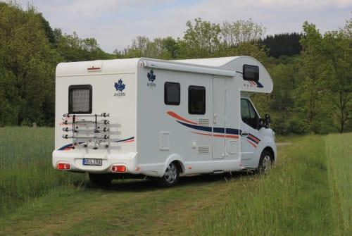 Wohnmobil mieten in Vöhl von privat | Ahorn Eco 660