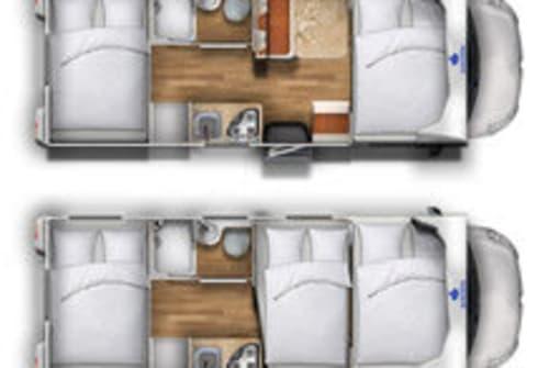 Wohnmobil mieten in Vöhl von privat | Ahorn Eco 680