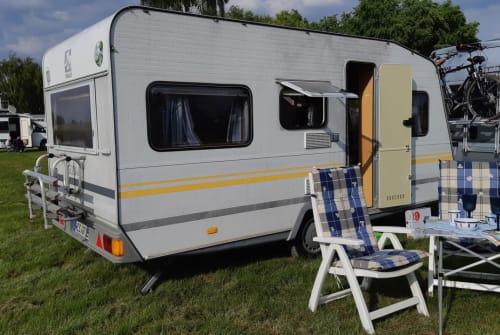 Wohnmobil mieten in Neukirchen-Vluyn von privat | Knaus Freedolin