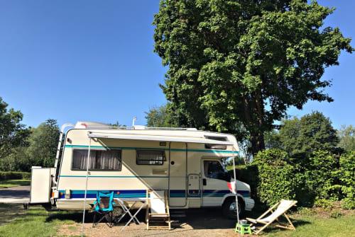 Wohnmobil mieten in Rheinfelden von privat | Peugeot  Hubi