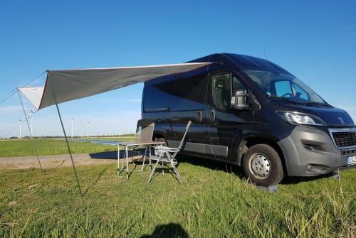 Wohnmobil mieten in Leer von privat   Peugeot incognito