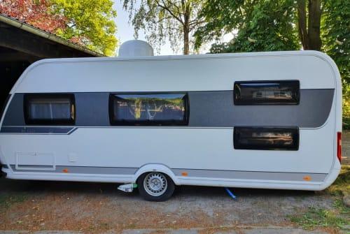 Wohnmobil mieten in Horneburg von privat   HOBBY Camping Buddy