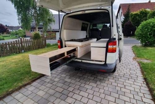 Wohnmobil mieten in Herborn von privat   VW Bert der Camper