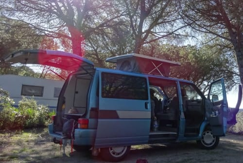 Wohnmobil mieten in Eberswalde von privat   Volkswagen Delphi