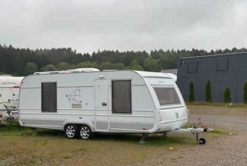 Wohnmobil mieten in Esselbach von privat | Tabbert Wohncomfort