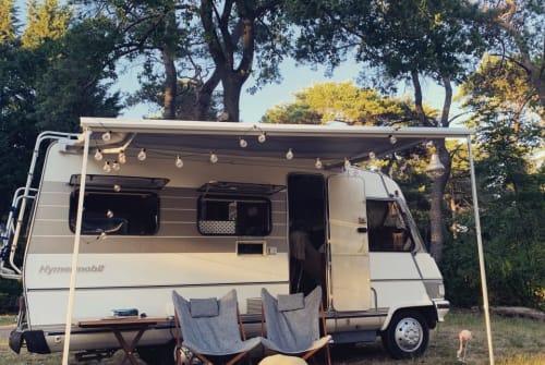 Wohnmobil mieten in Bussum von privat | Peugeot Bennie Brown